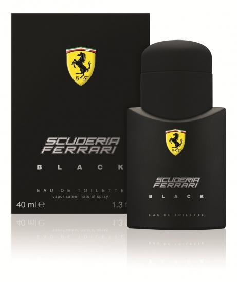 Ferrari Scuderia Black Spray Cologne