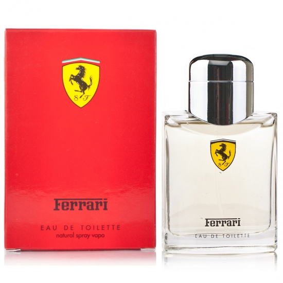 Ferrari Red Spray Cologne