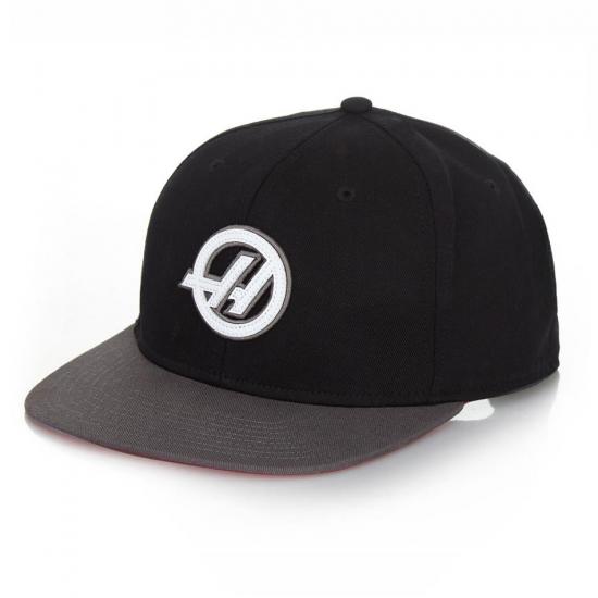 Haas F1 Team Flat Brim Hat