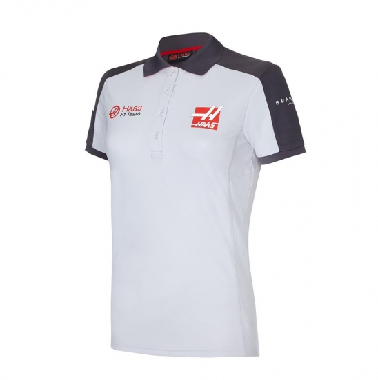 Haas F1 Ladies Team Polo Shirt