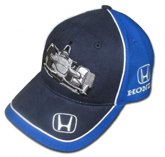 Honda Blue Kids Car Hat
