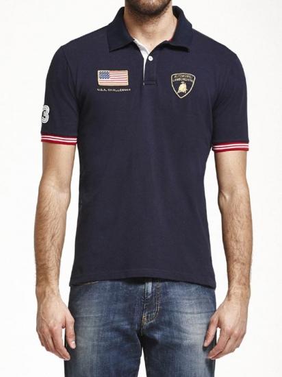 Automobili Lamborghini USA Polo Shirt