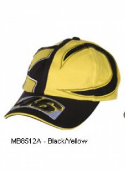 Valentino Rossi #46 Bi-Color Logo Hat