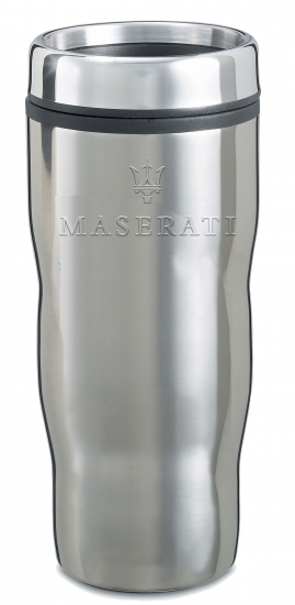 Maserati Stainless Steel Travel Mug