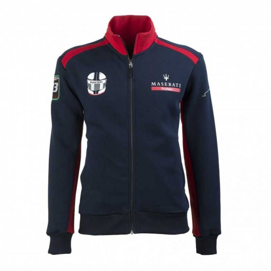 Maserati Trofeo Team Navy Sweat Shirt