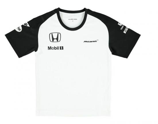 McLaren Honda F1 Kids Team Tee Shirt