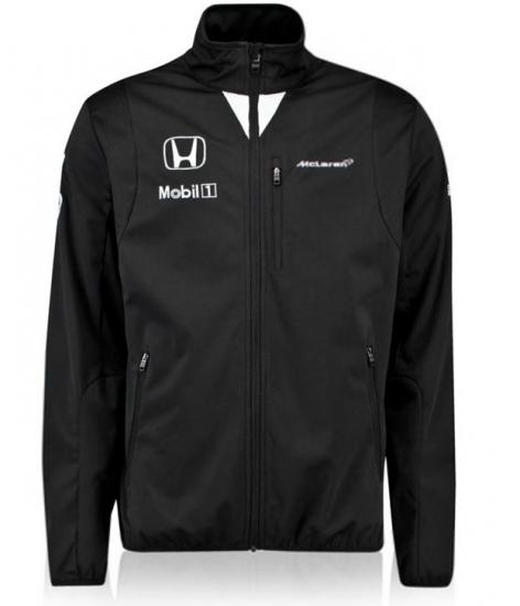 McLaren Honda F1 Team Softshell Jacket