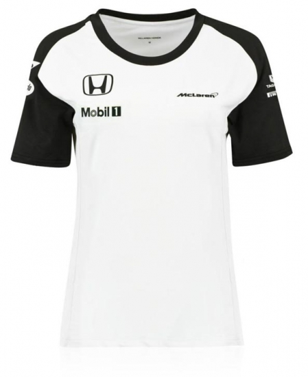 McLaren Honda F1 Ladies Team Tee Shirt