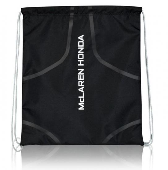 McLaren Honda F1 Team Drawstring Bag