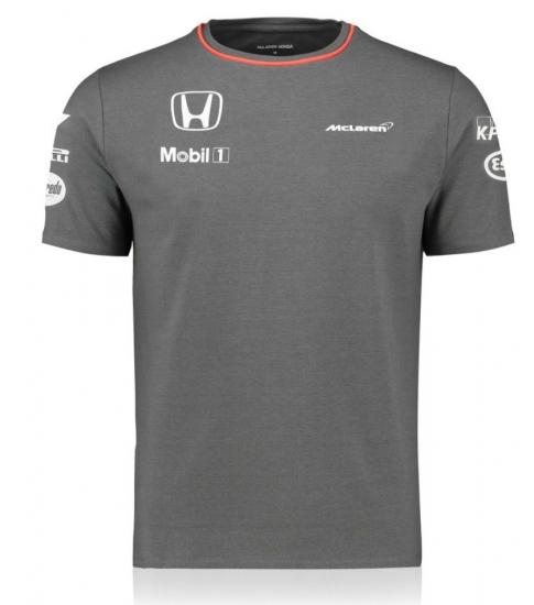 McLaren Honda F1 Grey Set Up Tee