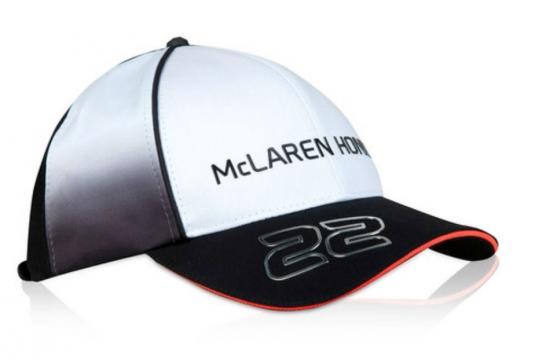 McLaren Honda F1 Jenson Button #22 Hat