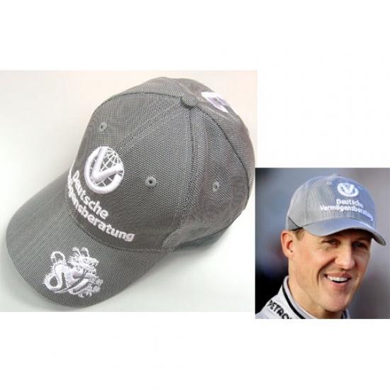 Michael Schumacher DVAG Comeback Hat
