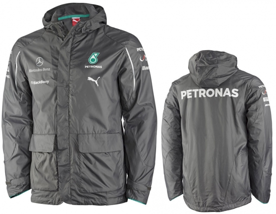 Mercedes AMG Petronas Team Jacket 2014