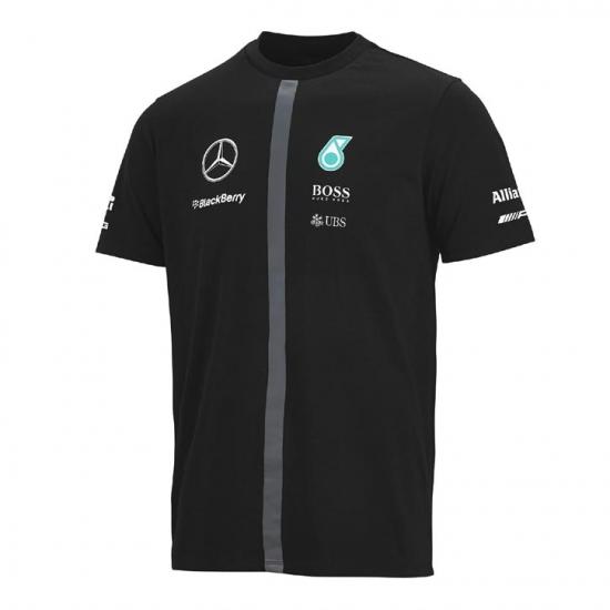 Mercedes AMG Petronas Kids Replica Team Tee 2015