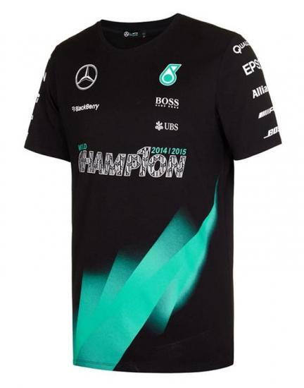 Mercedes AMG F1 Constructors Champ Tee