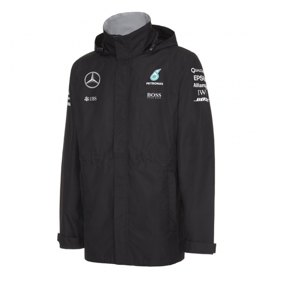 Mercedes AMG F1 Team Rain Jacket