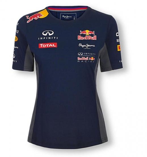 Infiniti Red Bull Racing Ladies Team Tee