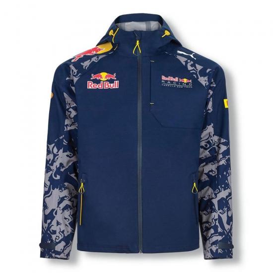 Red Bull Racing Team Rain Jacket