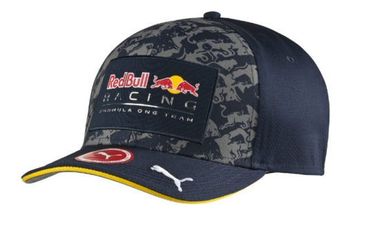 Red Bull Racing Team Hat