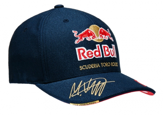 Scuderia Toro Rosso Verstappen Driver Hat