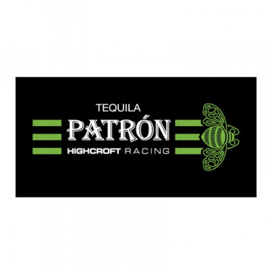 Patron Highcroft Racing Patch