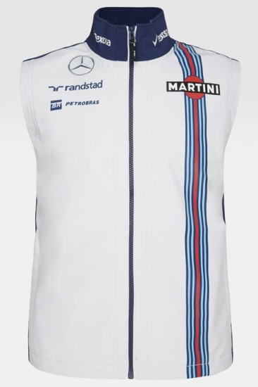 Williams Martini Racing Team Vest