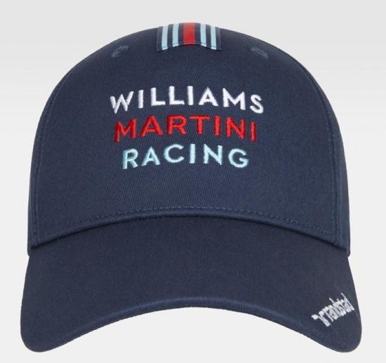 Williams Martini Racing Felipe Massa Hat 2015