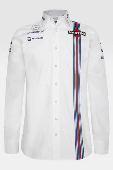 Williams Martini Racing Team Crew Shirt