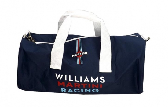 Williams Martini Racing Sports Bag