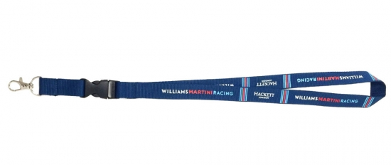 Williams Martini Racing Lanyard