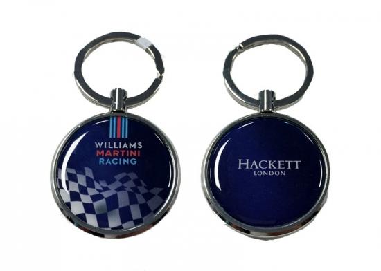 Williams Martini Racing Keychain