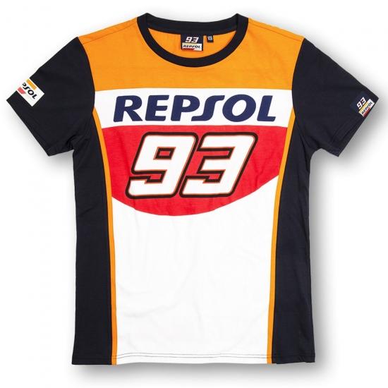 Marc Marquez Honda Repsol #93 Tee