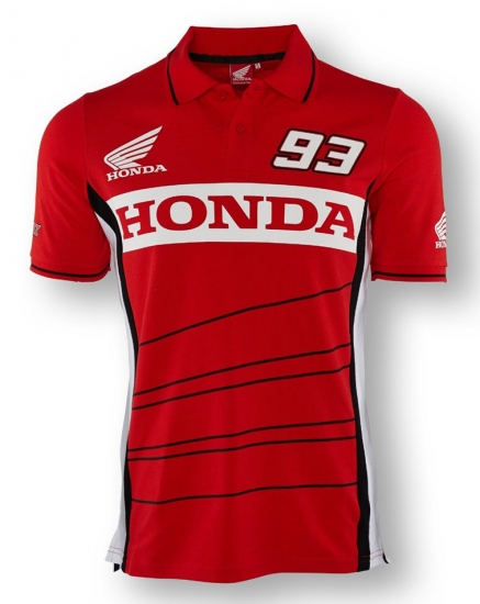 Marc Marquez Honda Racing Polo