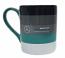 Mercedes AMG Petronas F1 Striped Mug