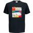 Porsche Colors 1968 Car Tee Shirt