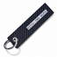 Infiniti Red Bull Racing Carbon Fiber Keychain