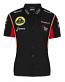 2013 Lotus F1 Renault Team Crew Shirt