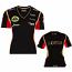 2013 Lotus F1 Renault Ladies Tee Shirt