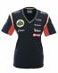 Lotus F1 Renault Ladies Team Tee Shirt