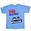 Hunziker Batmobile 3.0 Touring Tee Shirt