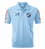 Hunziker 1970 Gulf Racing Polo Shirt