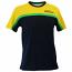 Ayrton Senna Yellow Logo Tee Shirt