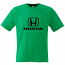 Honda Green Large Logo Tee