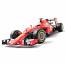 Sebastian Vettel Ferrari SF15-T Bburago 1:18th