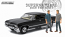 1:18th SuperNatural 1967 Chevy Impala with Figurines