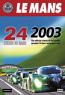 Le Mans Review 2003 DVD