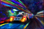Porsche 917 Vic Elford Night Out Canvas Print