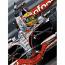Lewis Hamilton McLaren Flying High Lithograph