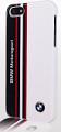 BMW Motorsport iPhone 5/5S White Hard Case