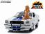 Charlies Angels Mustang Cobra II Farrah Fawcett 1976 Greenlight 1:18th